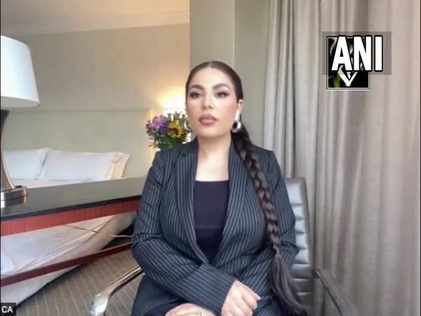 Afghanistan's famous pop star, Aryana Sayeed
