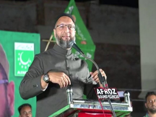 Asaduddin Owaisi (File Photo)