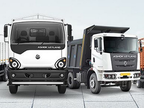 Ashok Leyland is India's largest commercial vehicle manufacturer.