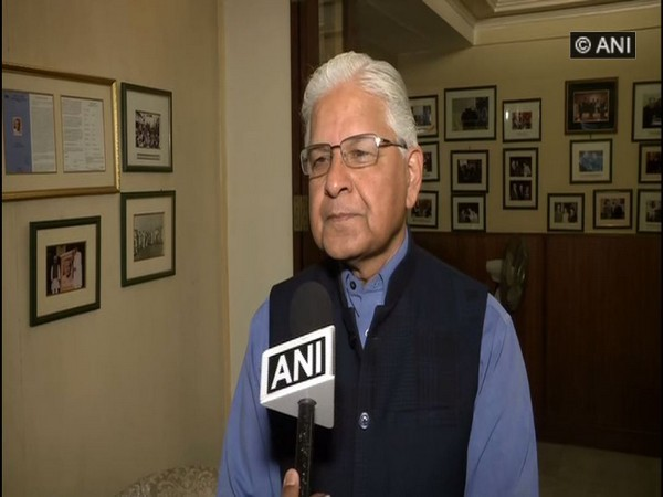 Former Union Law and Justice Minister and Congress leader Ashwani Kumar (File photo)