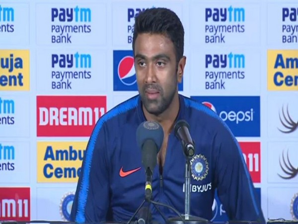 India spinner Ravichandran Ashwin