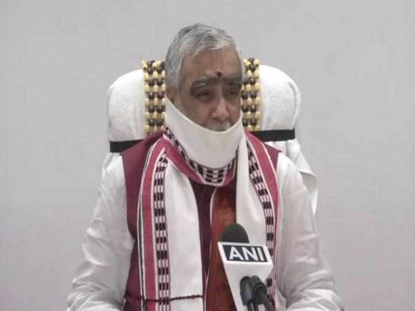 Union Minister of State for Health and Family Welfare Ashwini Kumar Choubey (File Photo)