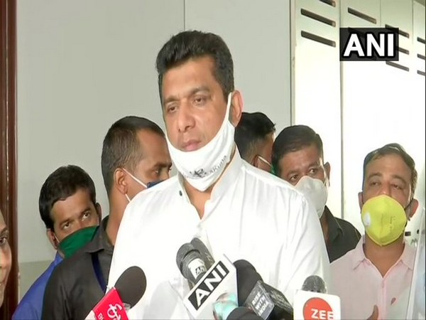 Maharashtra cabinet Minister Aslam Shaikh (File Photo)