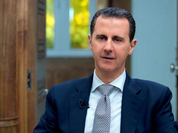 Syrian President Bashar al-Assad. (File photo)
