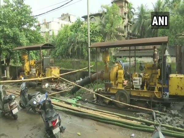 Cleaning and de-silting of drains, to prevent waterlogging, is being done by the Kamrup Metropolitan district administration ahead of rainy season.