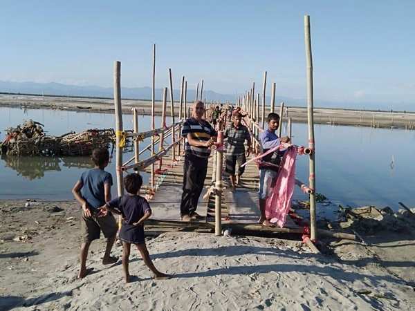 Chhath Puja prepartions are in their final stages in Dibrugarh on Friday.