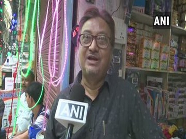 Shopkeepers in Guwahati are saying that demand for Chinese lights has been hit this year due to the self-reliance of Indian manufacturers.