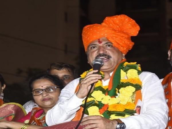 Maharashtra BJP MLA Atul Bhatkhalkar (Photo: Twitter Atul Bhatkhalkar)