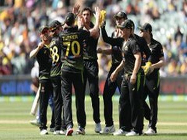 Australian won the series 3-0