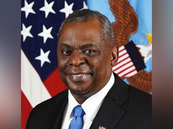 US Secretary of Defence Lloyd Austin (File Image/ANI)