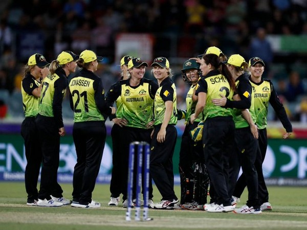 Australia defeated Bangladesh by 86 runs in ICC Women's T20 World Cup. (Image/T20 World Cup Twitter)