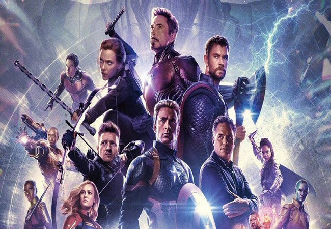 Avengers: Endgame' poster