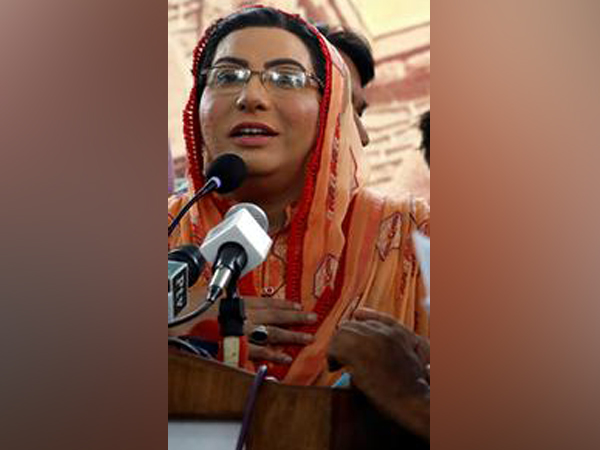Special Assistant to Prime Minister on Information Firdous Ashiq Awan (File pic)
