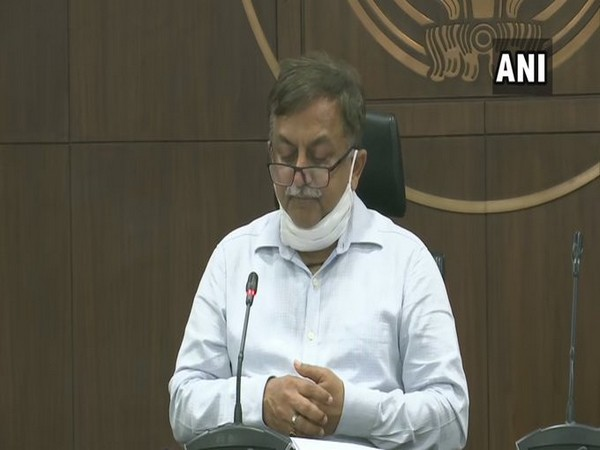 Additional Chief Secretary Home Awanish K Awasthi
