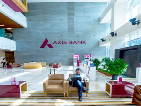 Axis Bank is India's third largest private sector bank with 4,528 domestic branches