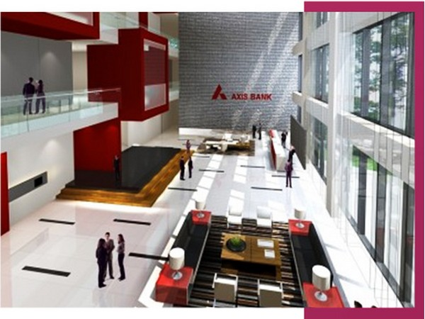 Axis Bank is the third largest private sector bank in India.