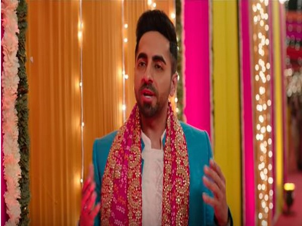 A still from the offcial music video  'Gabru' from 'Shubh Mangal Zyada Saavdhan' (Image Courtesy: YouTube)