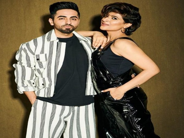 Actor Ayushmann Khurrana, with wife Tahira Kashyap (Image Source: Instagram)