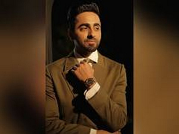 Actor Ayushmann Khurrana (Image Source: Twitter)