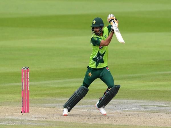 Pakistan limited-overs skipper Babar Azam (Photo/ICC Twitter)