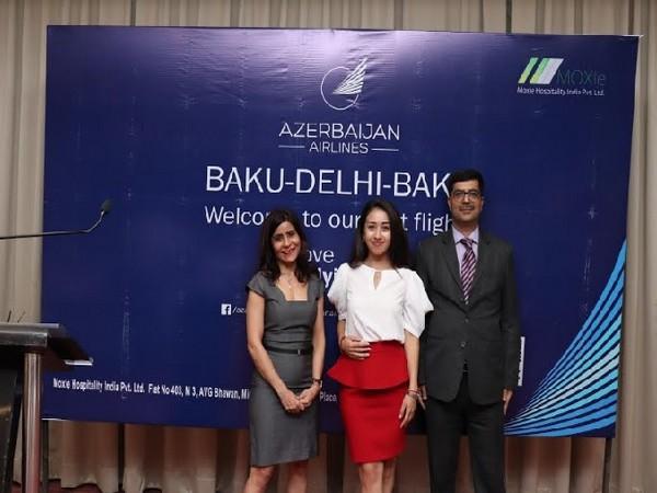 Azerbaijan Airlines Launches Direct Flight Linking Baku to New Delhi