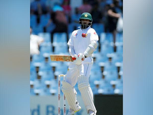 Pakistan cricketer Azhar Ali