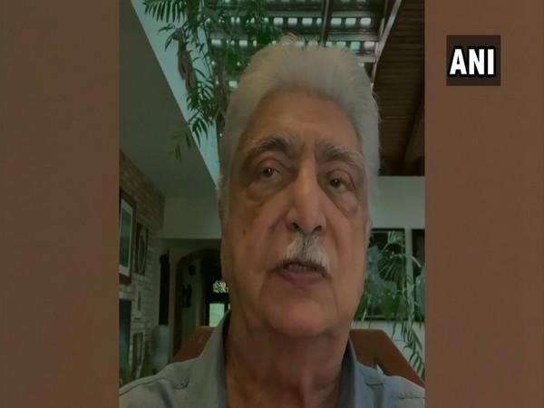 Founder and Chairman of Wipro Azim Premji. (Photo/ ANI)