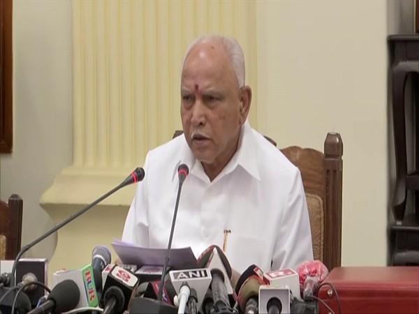 Senior BJP leader BS Yediyurappa. [File Photo/ANI]