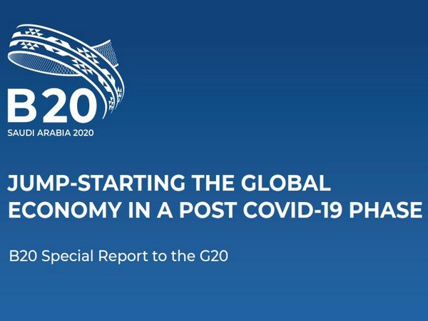 The B20 Saudi Arabia Summit will be held in Riyadh on October 26 and 27.