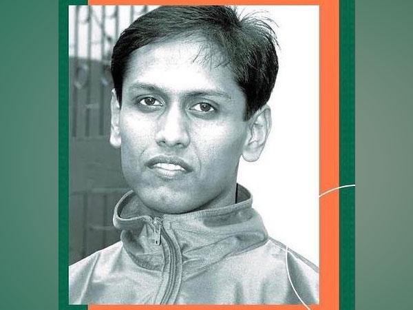 Former shuttler Dipankar Bhattacharjee (Photo/ BAI media Twitter)
