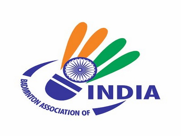 Badminton Association of India logo