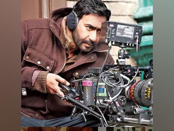 Ajay Devgn (Image Source: Instagram)