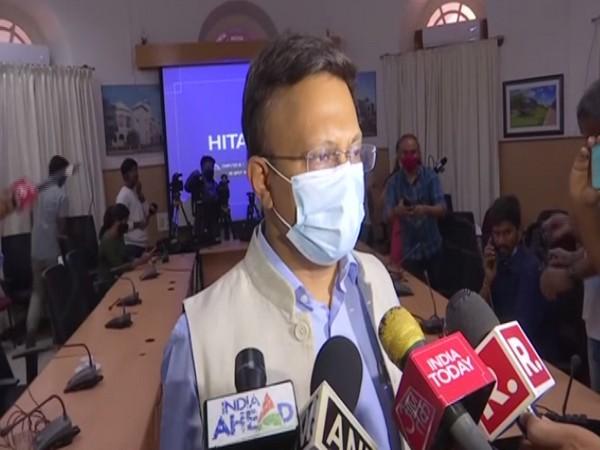 BBMP Chief Commissioner Gaurav Gupta. (File Photo/ANI)