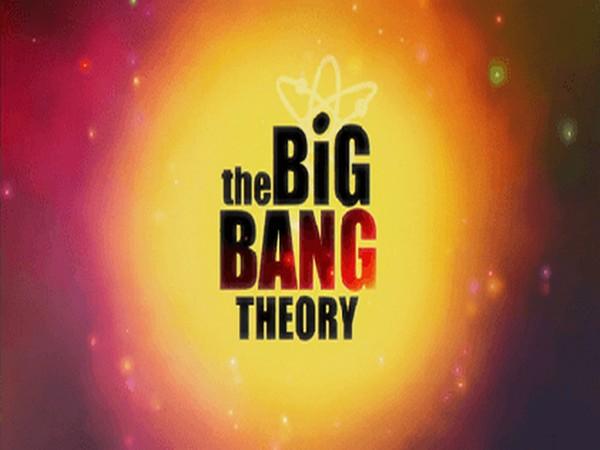 'The Big Bang Theory' poster