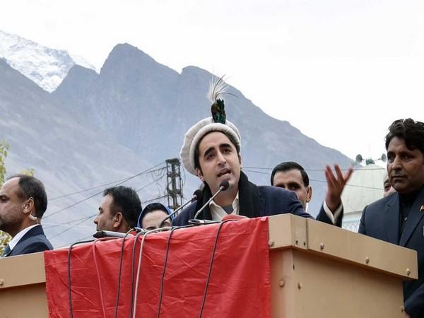 Pakistan Peoples Party (PPP) leader Bilawal Bhutto Zardari (file photo)