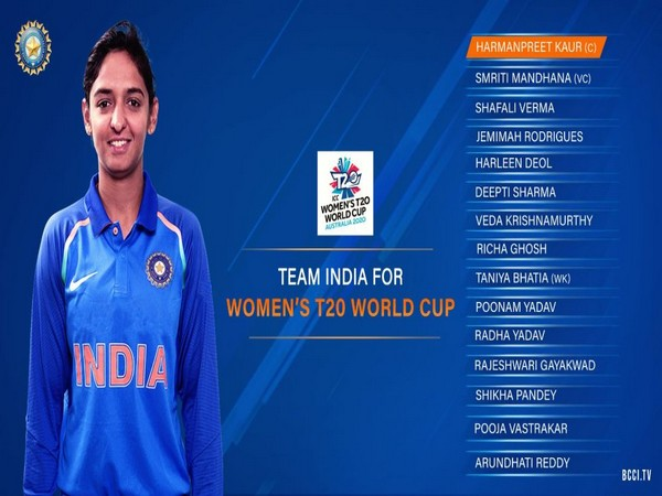 The World Cup will commence from February 21 when the hosts Australia will take on India. (Photo/ BCCI Women Twitter)