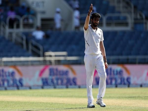 India fast bowler Jasprit Bumrah (Photo/ BCCI Twitter)