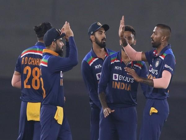 Team India (Image: BCCI)