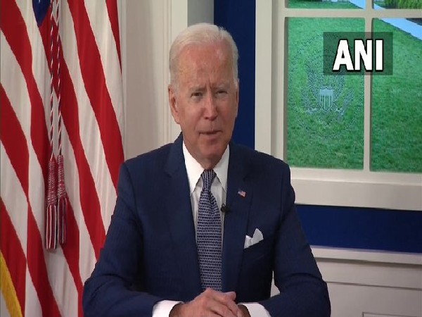 US President Joe Biden said during remarks at a Virtual COVID-19 Summit on the margins of the UN General Assembly.