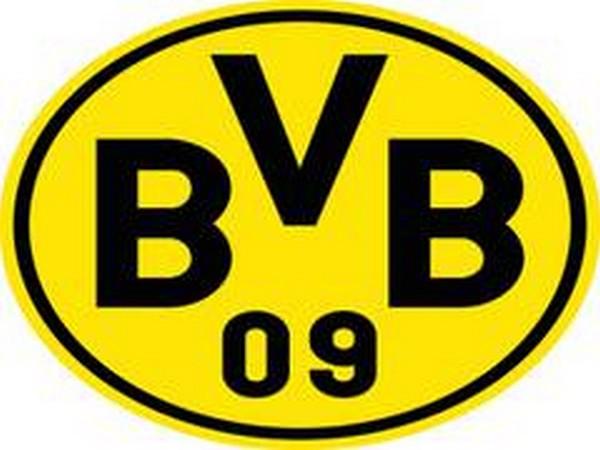 Borussia Dortmund logo.