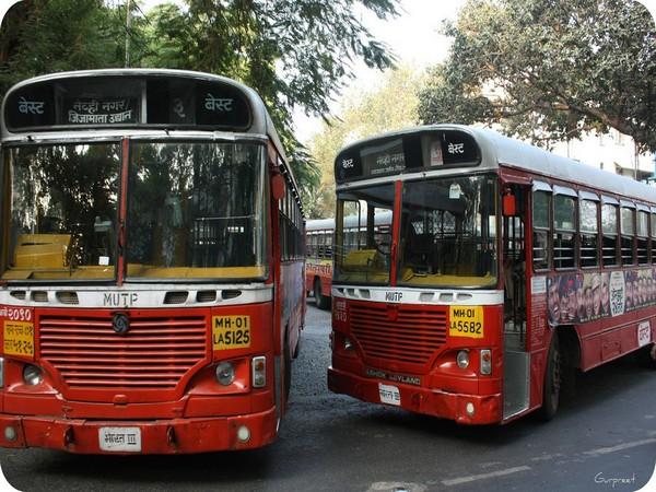 BEST Buses of Mumbai (file photo)