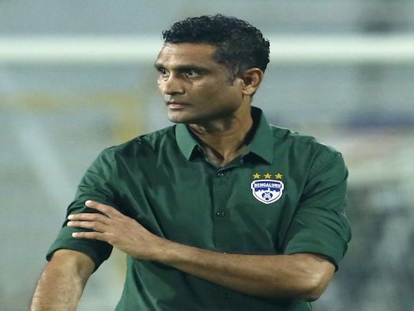 Bengaluru FC's Naushad Moosa (Photo/ ISL)