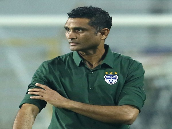 Bengaluru FC interim coach Naushad Moosa (Photo/ ISL)