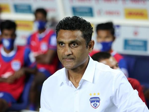 Bengaluru FC interim coach Naushad Moosa (Photo/ Sportzpics)