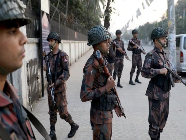 Border Guard Bangladesh deployed to restore law and order. (Photo Credit -Reuters)