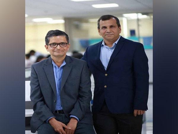 Vistaar Founders - Brahmanand Hegde, Executive Vice Chairman and Ramakrishna Nishtala, MD & CEO