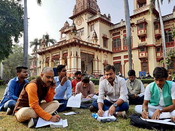 Students had last month written letter to the Prime Minister opposing the appointment of professor in Sanskrit department. [File Image]