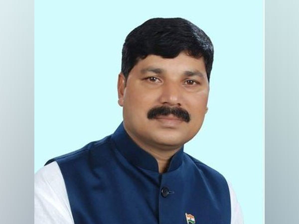 Newly appointed Assam state BJP president Bhabesh Kalita. (Image courtesy: Twitter/@Bhabesh_KalitaR)