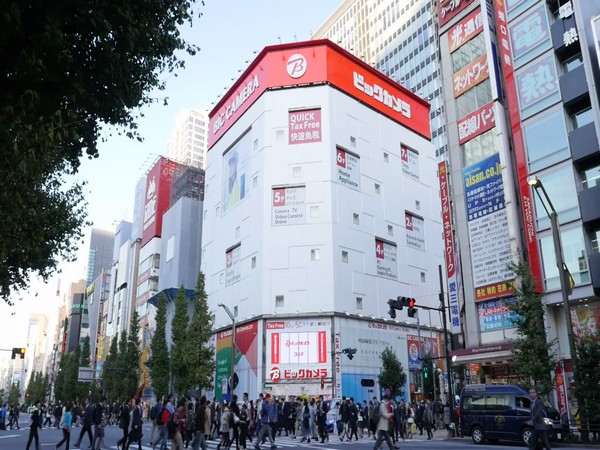 Akihabara is famous for Japanese animation and electrical appliances