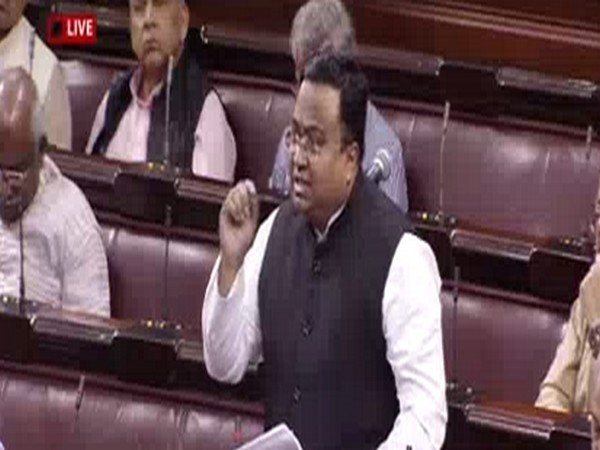 BJD MP Dr Sasmit Patra